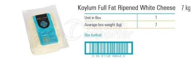 Койлум Полноценный Белый Сыр 7 кг