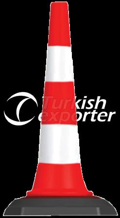 traffic cone 50 cm - 75 cm - 90 cm