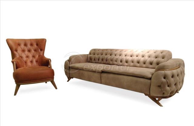 Conjunto de sofás Florya