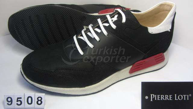 9508 Leather Shoes