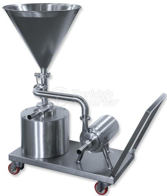 Milk Powder Mixer