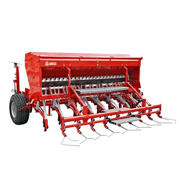 Spring Type Chisel Foot Universal Seed Drill
