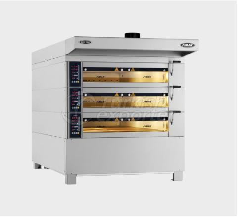Electrical Deck Oven EKF 120x120