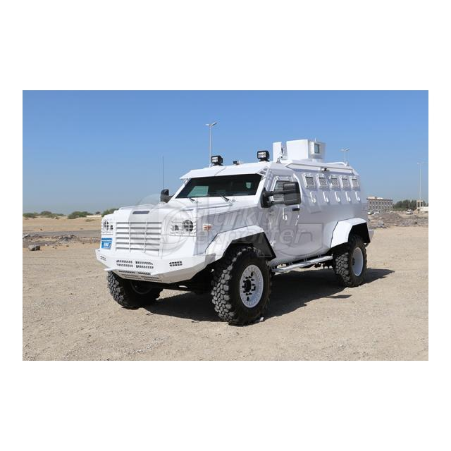 GUARDIAN XL ARMORED PERSONNEL CARRIER