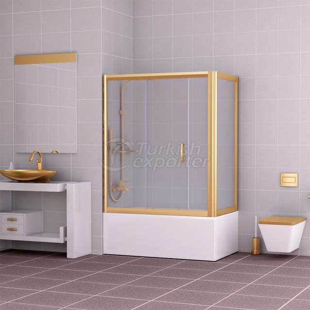 Corner Shower Cabin Mercan