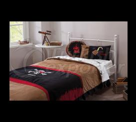 Pirate Hook Bedspread