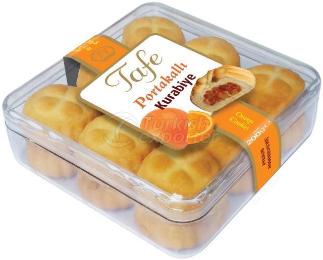 Печенье Mamaoul с Orange 201