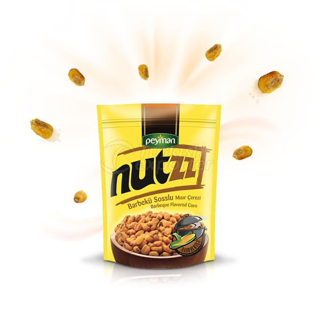 Nutzz Barbeque Flavored Corn