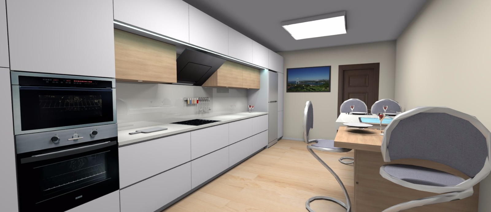 Kitchen Cabinets _3_