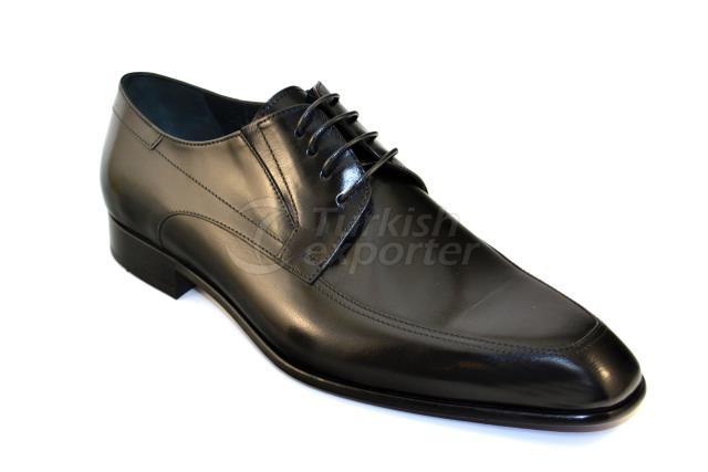 4744 أحذية المعطف الأسود