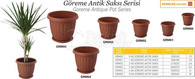 Goreme Antique Pot