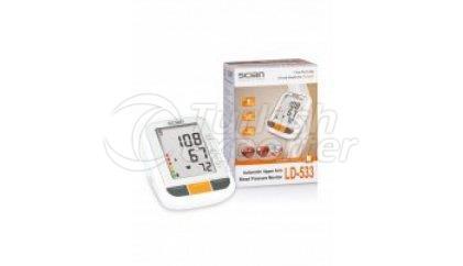 Scıan Digital Blood Pressure Monitor Tipo de braço