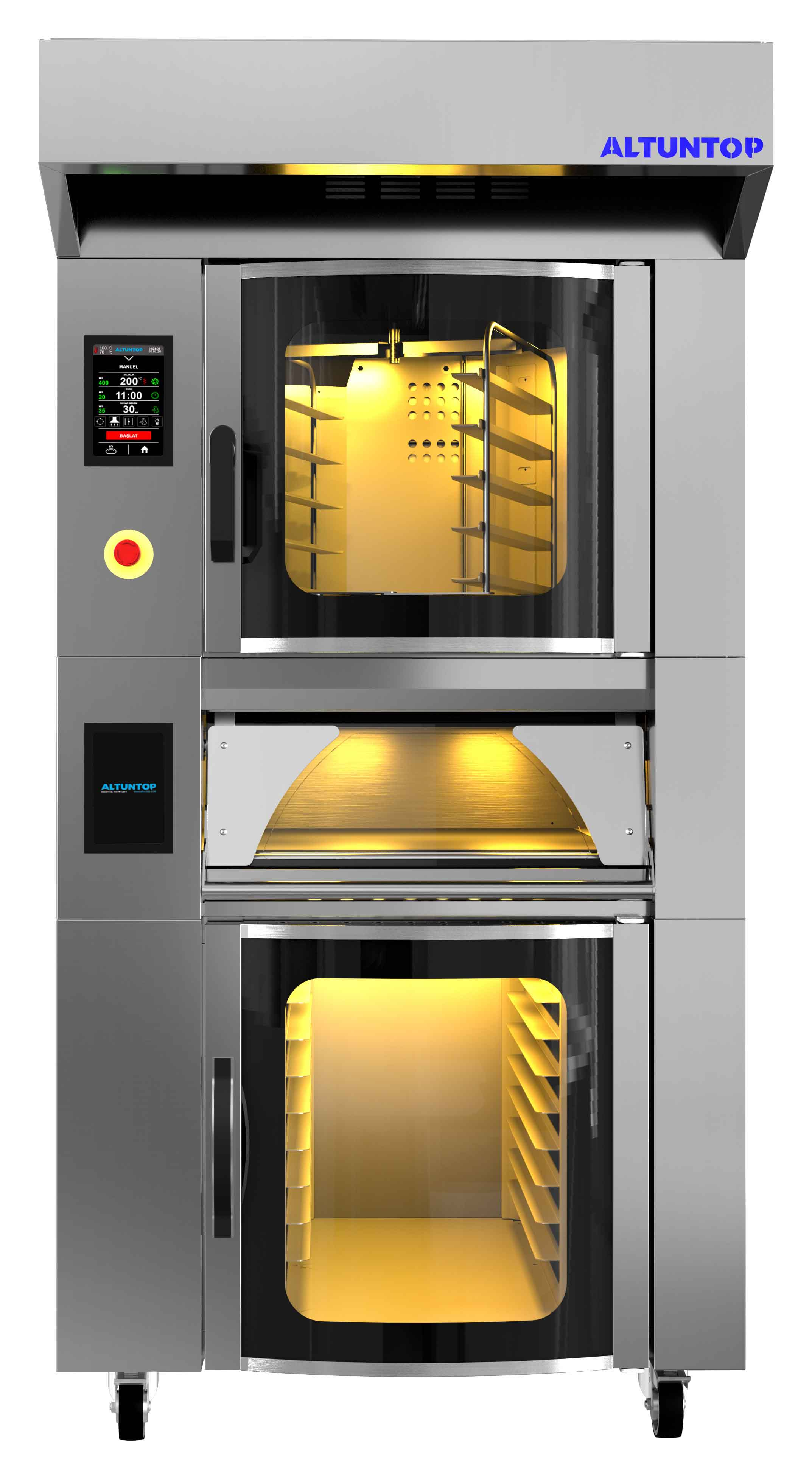 CONBACT+PASTRY OVEN