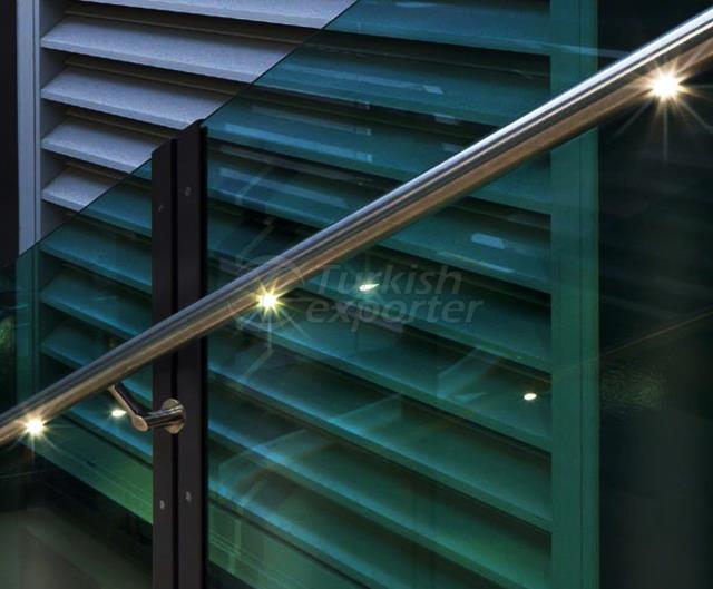 Illuminated Railing IH01