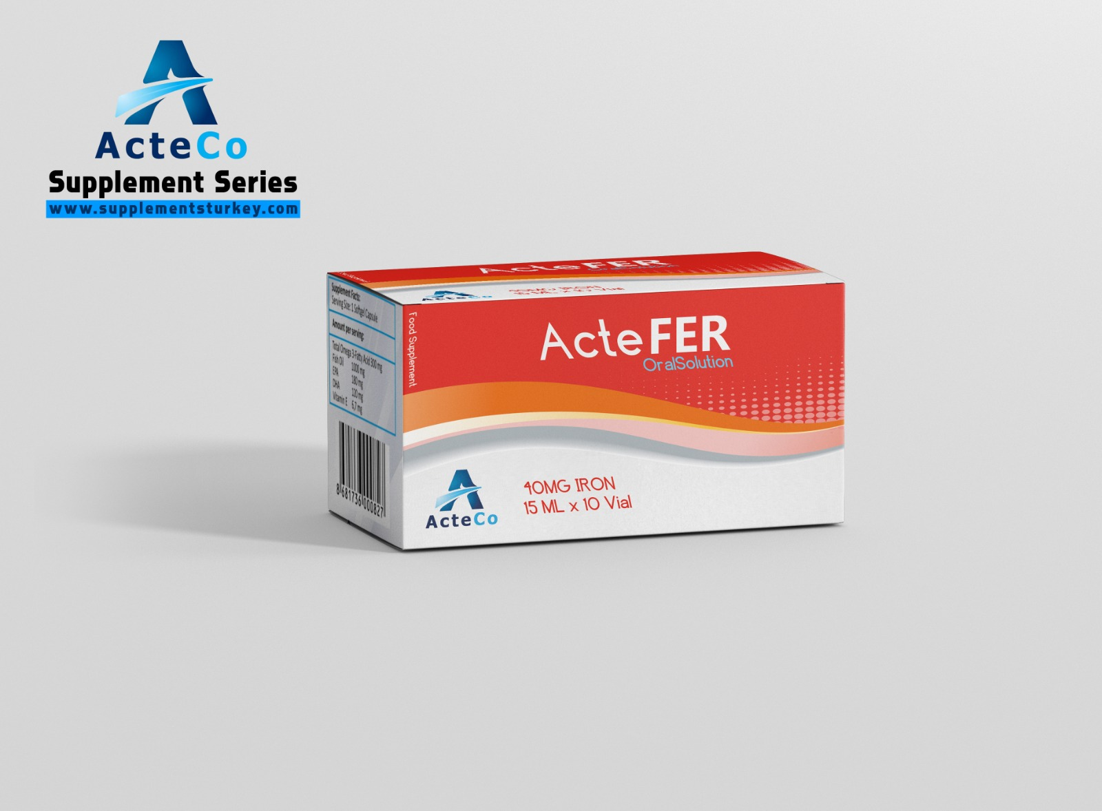 ActeCo Pharma ActeFER