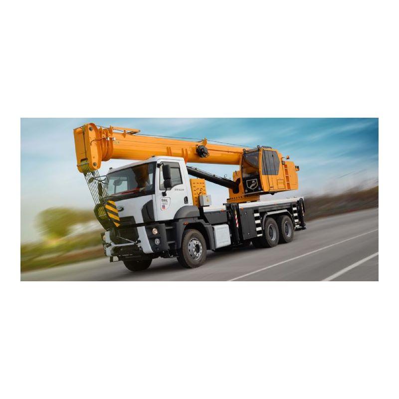 Truck Mounted Telescopic Cranes HK 75 22 T2