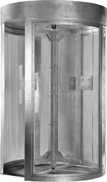 بوابة زجاجية عالية BT402GL