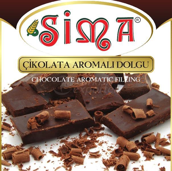 Sabor Aromatizado Com Chocolate