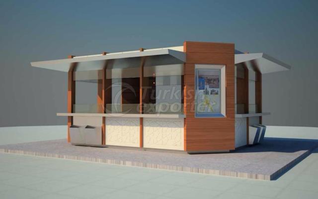 Special Kiosk ok100