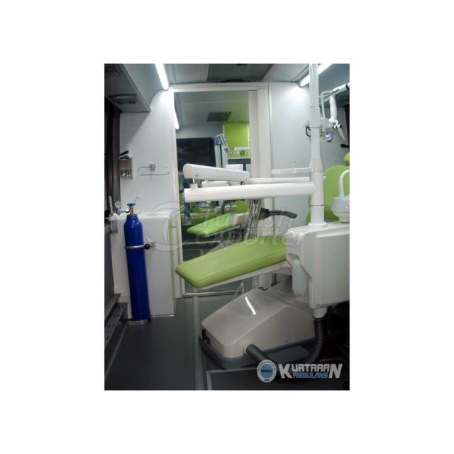 Mobile Dental Car