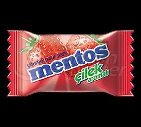 Mentos Mono Strawberry