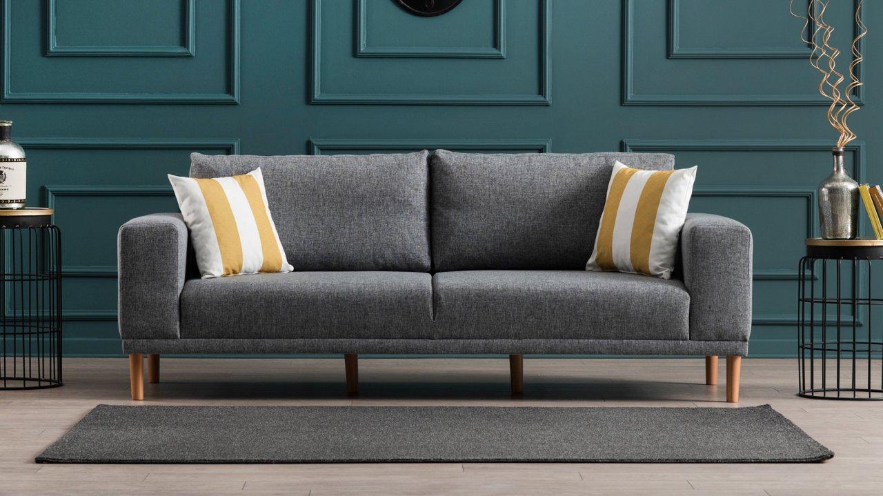 Franz Triple Sofa