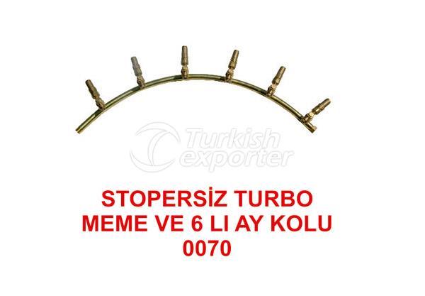 Turbo Nozzle Parts