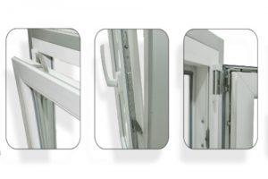 PVC Kapı ve Pencere Aksesuarları