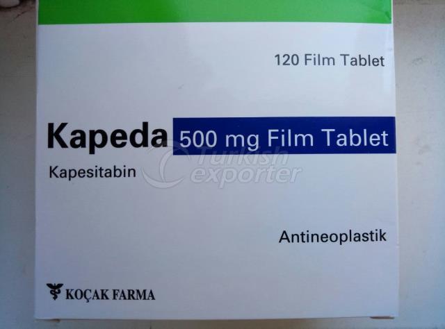KAPEDA 150 MG AND 50