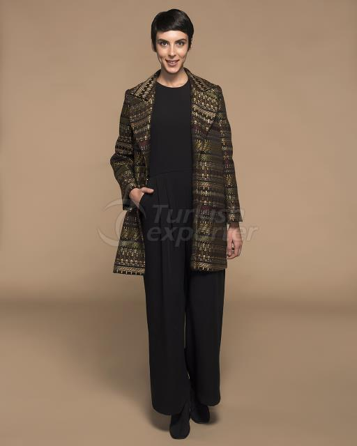 Jacquard Jacketed Suit