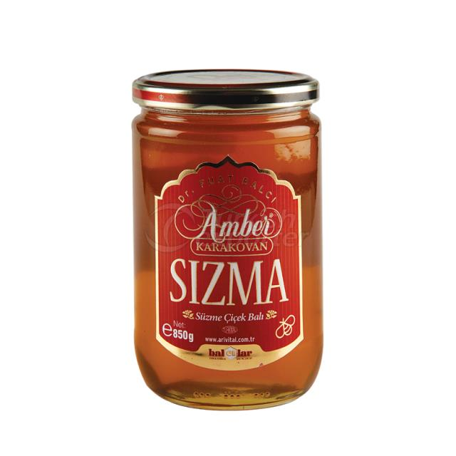 Blossom Honey Karakovan Amber