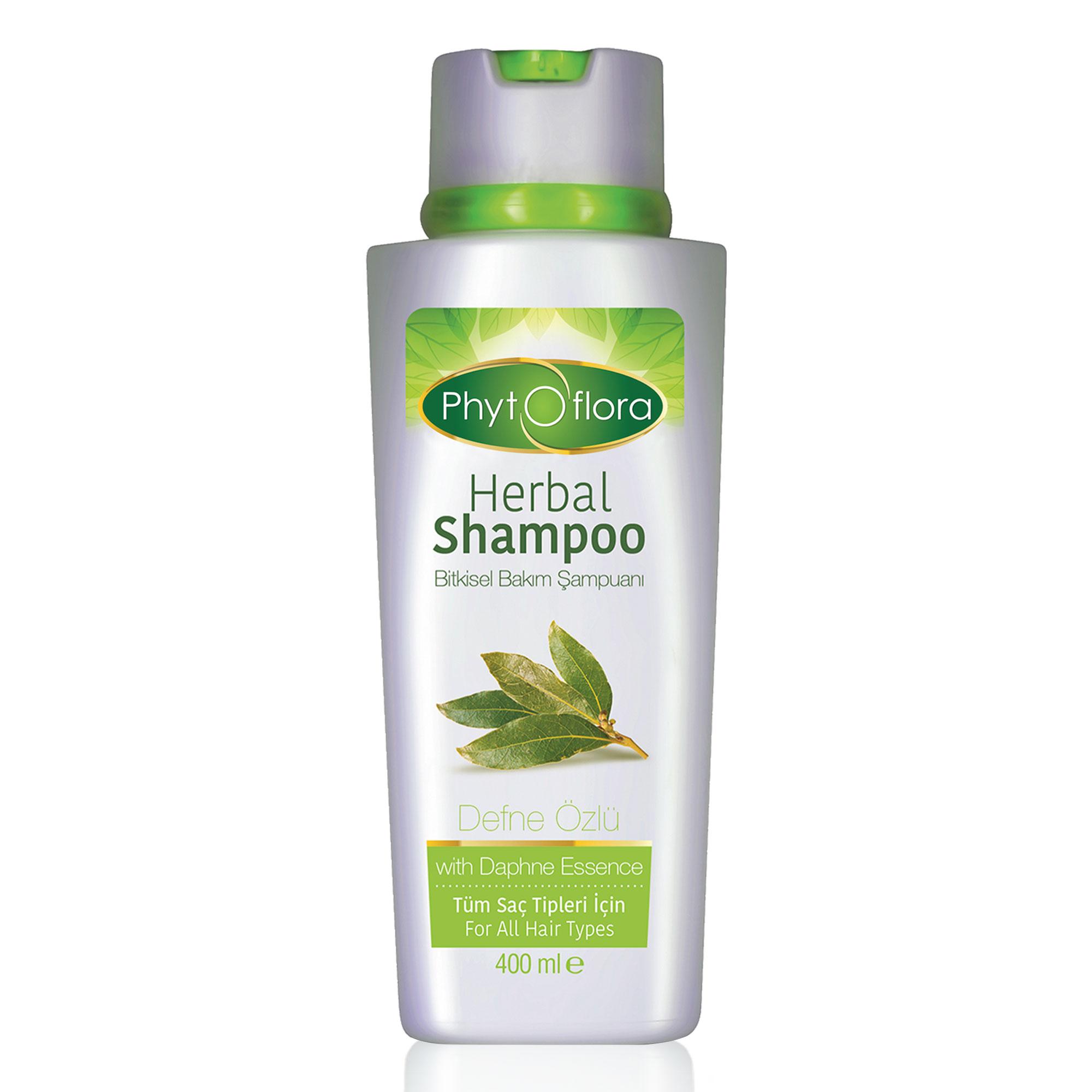 Laurel herbal shampoo