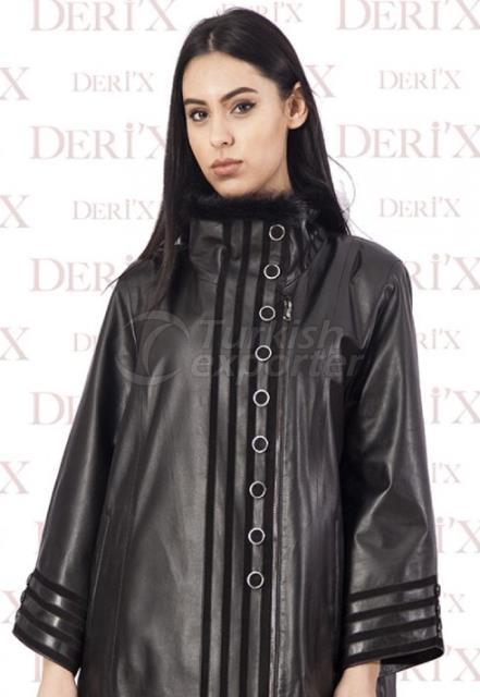 Leather Jackets B- 1140 Black