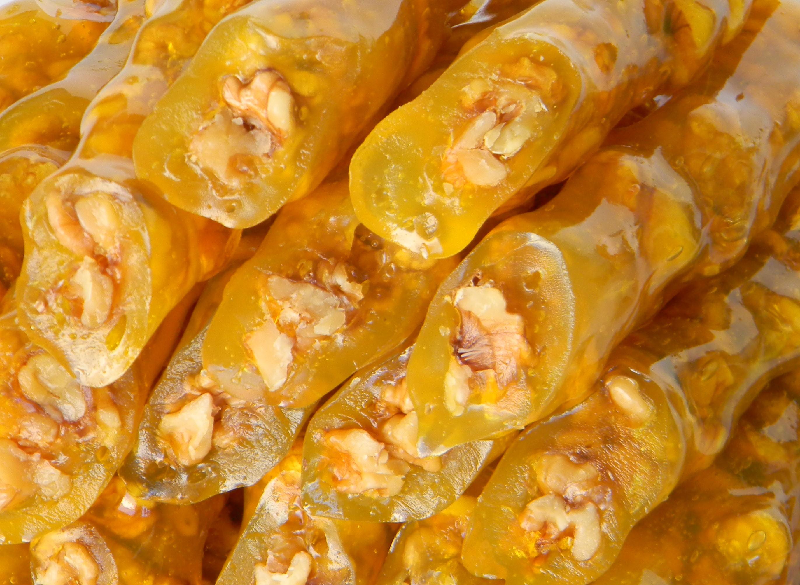 Honey Flavored Walnut Sucjuk