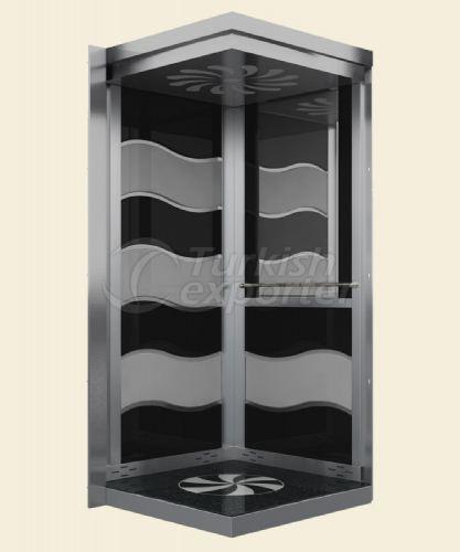 Elevator Cabin Ayder