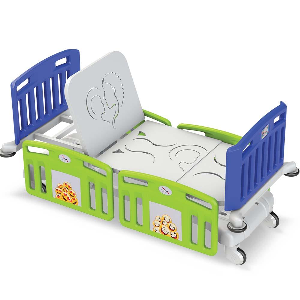 CB 04-S ARCHIMED WIGGLE lit d'enfant (4 moteurs)