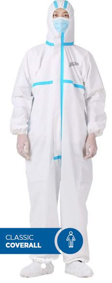 Classic Coverall - Type 3/4