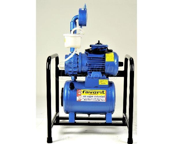 Vacuum Pump Oil Type
