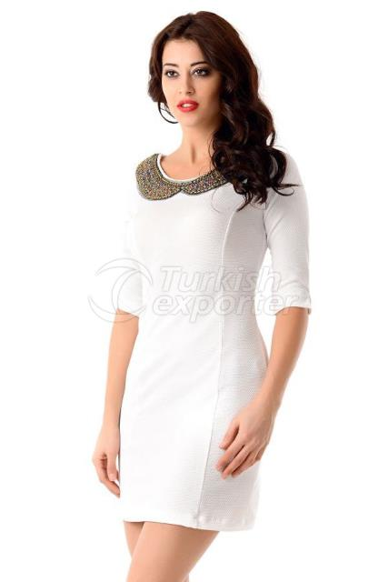 Young Woman Dress