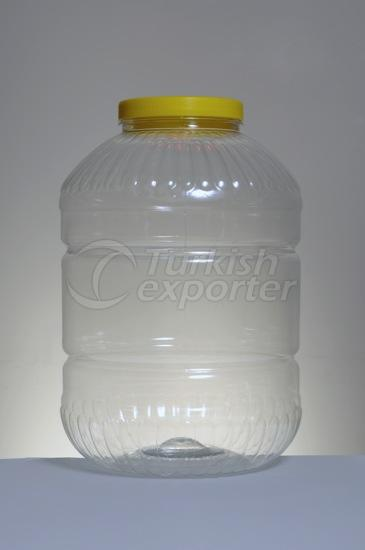Plastic Jars 10000 cc