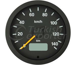 Electronic Speed Indicators