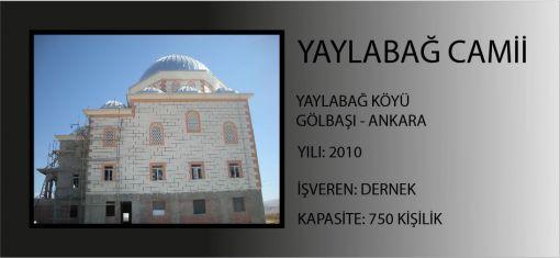 Yaylabag Mosque