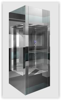 Elevator Cabin - Sterlicya