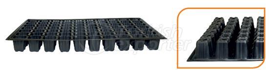70-Eyed Short Seedling Tray
