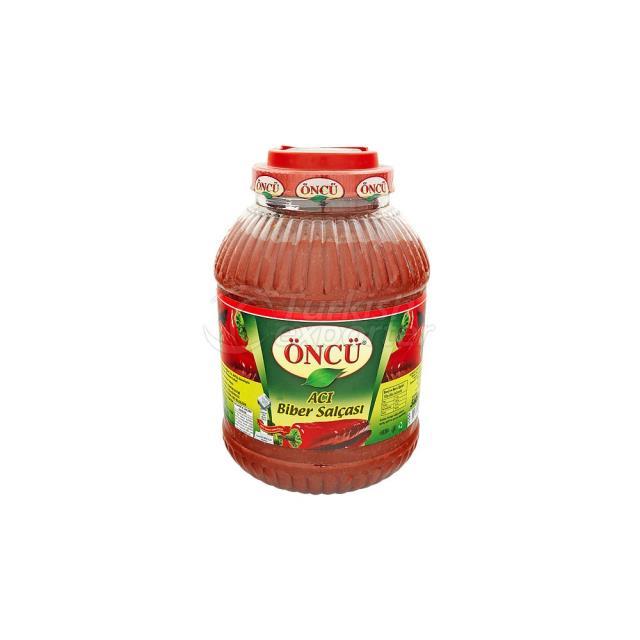 Hot Pepper Sauce -Oncu