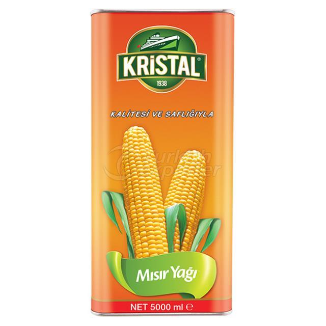 Refined Corn Oil 5L Tin Can