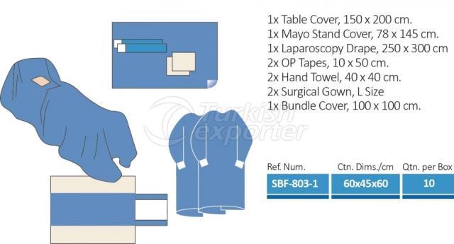 Laparoscopy Surgery Set