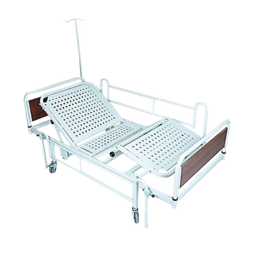Hospital Bed 2 Motors Metal
