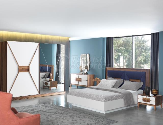 Chambre à coucher Suite Vegas