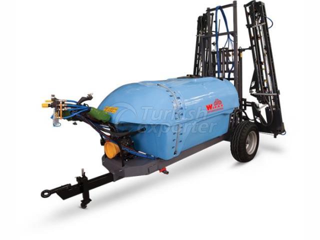 Sprayer Trailed Type TT-15